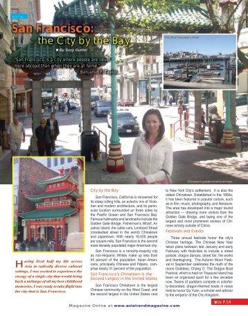 San Francisco: - Asia Trend Magazine