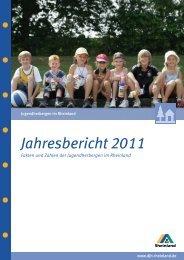 Jahresbericht 2011 - Deutsches Jugendherbergswerk