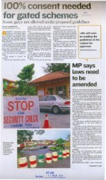 100% consent needed for gated schemes - MPSJ