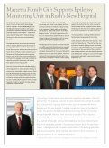 WINteR 2010 | NeWS FROM tHe CaMPaIgN FOR RUSH - Page 2