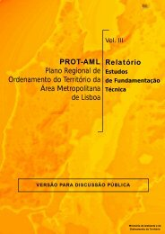 PROT-AML Plano Regional de Ordenamento do ... - CCDR-LVT