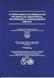Prontuário Eletrônico - SBIS