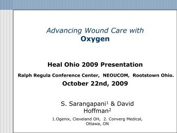 Advancing Wound Care With Sustained Oxygen Delivery