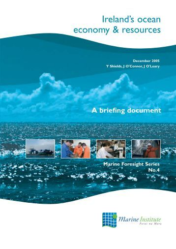 Irelands Ocean Economy and Resources.pdf - Marine Institute Open ...