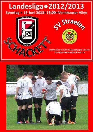 Landesliga2012/2013 - TSV Eller 04
