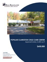 popular clarkston child care center - Bull Realty