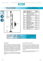 S9-O E-Öffner-Kombinationen nach EN 179 und 1125 E ... - Market