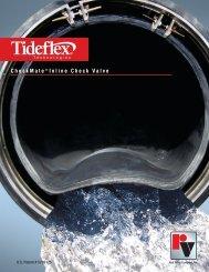 Tideflex CheckMate Check Valve - RM Headlee