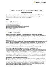 Inleiding - Brandweer Nederland
