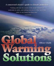 fostering an epidemic of climate protection: a strategy - Global ...