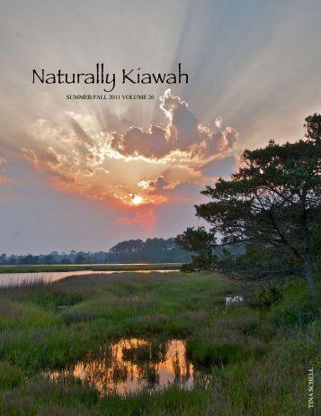 Naturally Kiawah - Kiawah Conservancy