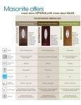 View Entry Doors Brochure - Masonite - Page 6