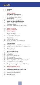 Besondere Angebote - Kunstschule Lingen - Seite 3