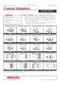 RF Test Accessories Catalog - Page 4