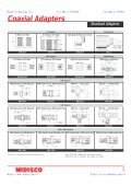 RF Test Accessories Catalog - Page 6