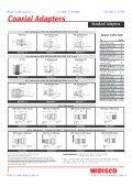 RF Test Accessories Catalog - Page 7