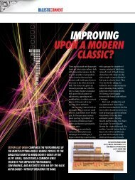 IMPROVING UPON A MODERN CLASSIC? - Clay Shooting USA