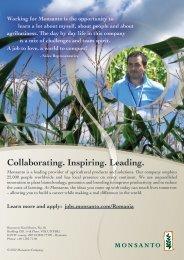 Collaborating. Inspiring. Leading. - USAMV Cluj-Napoca