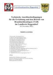 im Landkreis Deggendorf - UDS, Uwe Ungeheuer