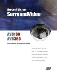 AV8360 - Network Webcams