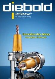 JetSleeve® - Diebold HSK