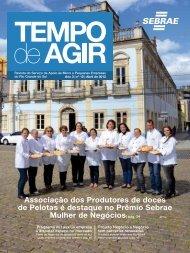 Abril 2012   Revista Tempo de Agir 1 - Sebrae