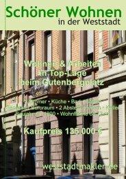 PDF-Exposé - weststadtmakler.de