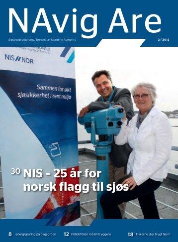 Navigare 2 - Sjøfartsdirektoratet