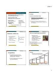 Hand-out presentatie 2.pdf - StudieArena
