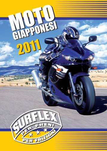 Japanese Catalogue - Surflex