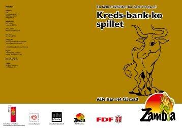 Kreds-bank-ko spillet - Leder - FDF