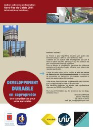 DURABLE - AGEFOS PME Nord Picardie