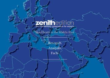 Become a partner and download the mediakit - Zenith