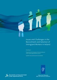 Issues and Challenges in the Recruitment and Selection of ...