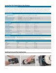4-Wire Photoelectric Duct Smoke Detector - Page 2