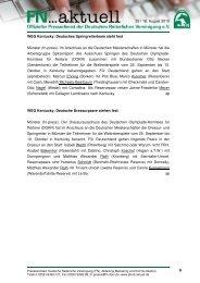 Weltreiterspiele in Kentucky - Reiterring Badische Pfalz eV