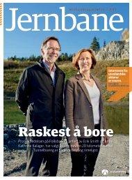 Jernbanemagasinet nr7 2013 - Jernbaneverket