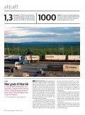 Jernbanemagasinet nr7 2013 - Jernbaneverket - Page 6