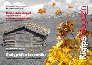 Rigips magazín podzim 2007
