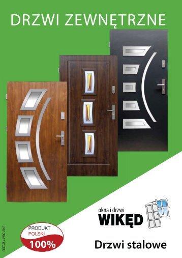 Drzwi stalowe - Bramy i drzwi