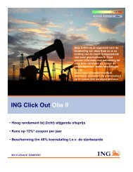 ING Click Out Olie II - Iex