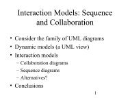 Collaboration and Sequence