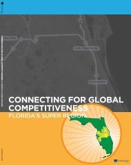 Florida's Super Region - Orlando Chamber of Commerce
