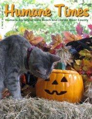 Vol. 24 No. 3 - Humane Society of Vero Beach & Indian River County