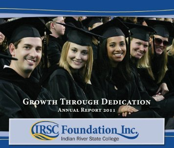 president's club – annual - IRSC Foundation