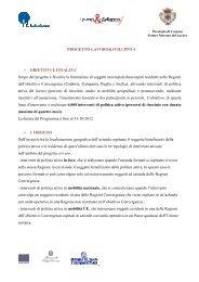 presentazione L&S4- prov CS - Provincia di Cosenza