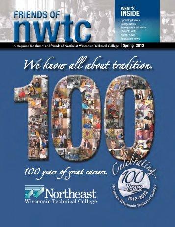 Spring friends_web_jk4.13.12.pdf - Northeast Wisconsin Technical ...