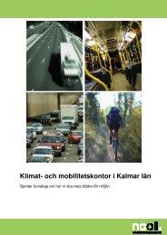 Mobilitetskontoret i Kalmar.pdf - Energikontor Sydost