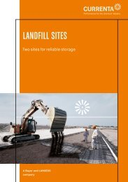 Landfill Sites (Engl.) (PDF / 695 KB) - Currenta