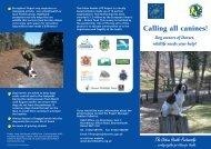 4023_Urban_dog leaflet v1 - Dorsetforyou.com